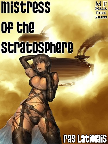 Mistress of the Stratosphere' front cover